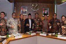 Akhir Masa Jabatan, Ketua MPR Sampaikan Empat Agenda