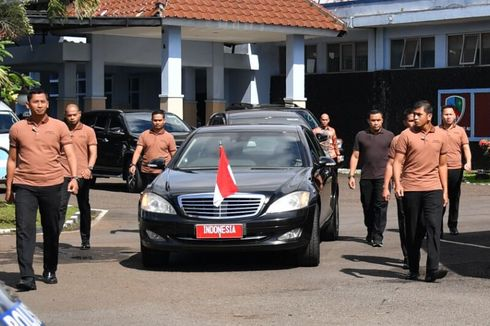 Mobil Dinas Presiden dan Menteri Punya Banderol Miliaran Rupiah