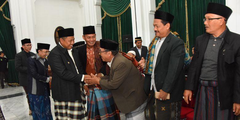 Wagub Uu Minta Masjid Bantu Sosialisasikan Program Pemprov Jabar