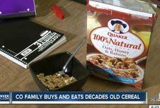Keluarga di AS Makan Sereal yang Kadaluarsa sejak 1997
