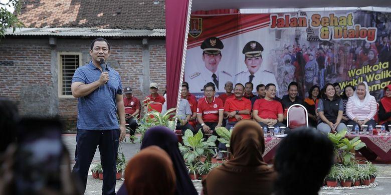 Keluhan Warga Semarang di Sistem