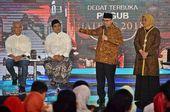Debat Ganjar dan Sudirman Said tentang Kartu Tani