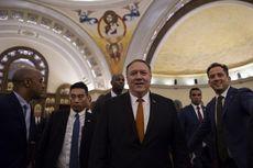 Kunjungi Katedral dan Masjid, Menlu AS Puji Kebebasan Beragama di Mesir