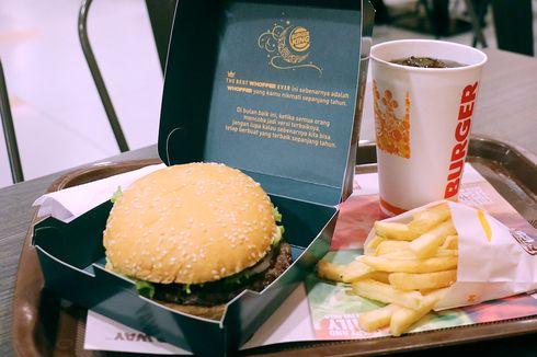 Kampanye Menjadi yang Terbaik di Bulan Suci dari Burger King