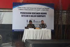 Survei LSI: Dukungan kepada Prabowo-Sandi Meningkat di Berbagai Ormas Islam Kecuali NU