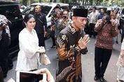 Idul Fitri, AHY dan Ibas Silaturahim ke Rumah Megawati