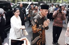 AHY: Maaf Lahir Batin untuk Indonesia, Terima Kasih Doa untuk Bu Ani...