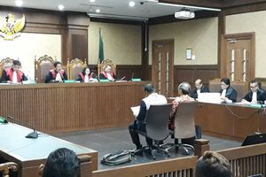 Keponakan Novanto Protes Tuntutannya Lebih Berat dari Terdakwa Lain