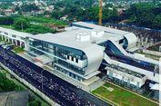 Resmi Beroperasi, Stasiun Baru Cisauk BSD City seperti di Luar Negeri