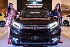 Pencapaian Positif Honda CR-V Selama 2017