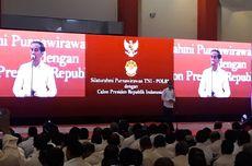 Di Depan Penyumbang Dana Kampanye, Jokowi Sampaikan Pencapaian 4 Tahun Pemerintahannya