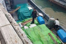 Bahan Peledak Diselundupkan Kapal Asal Malaysia, Nilainya Rp 5,2 Miliar