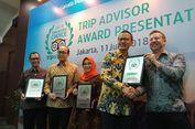 2 Maskapai Indonesia Raih Penghargaan dari TripAdvisor