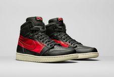 Air Jordan 1 High Defiant, Cara Baru Nike Kisahkan 'Banned'