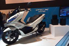 Alasan Honda Belum Jual Juga PCX Listrik ke Konsumen