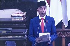 Dalam Rapat Paripurna DPR, Jokowi Tegaskan Komitmen Percepat Pembangunan Daerah