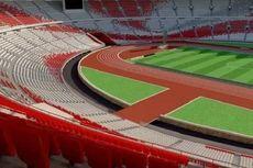 Hari Ini, Jokowi Bakal Resmikan Stadion GBK Senayan