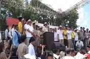Kampanye di Manado, Prabowo Sebut Kebocoran Anggaran Negara Rp 1.000 Triliun