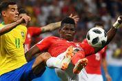 Swiss Tahan Seri Brasil, Coutinho Sebut Masih Ada Sisi Positif