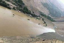 Tanah Longsor Terjang Wilayah Pegunungan di Afghanistan, Sedikitnya 6 Tewas