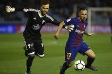 Hasil Liga Spanyol, Roberto Kartu Merah, Barcelona Imbang Lawan Celta