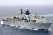 Tekan Korut, Inggris Kerahkan 3 Kapal Perang