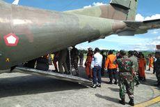 Tim SAR Gabungan Diberangkatkan ke Pegunungan Bintang Papua Cari Helikopter MI-17 yang Hilang