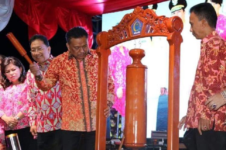 Gubernur Olly Ungkap Pengendalian Inflasi Sulut Terbaik di Sulawesi