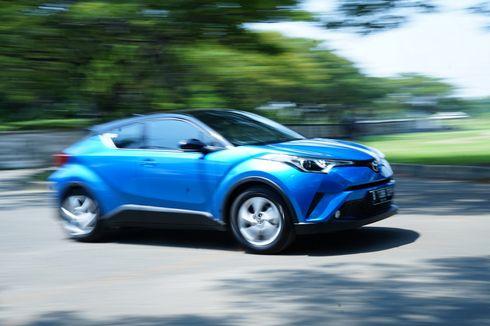Toyota Tegaskan C-HR untuk Segmen Tertentu