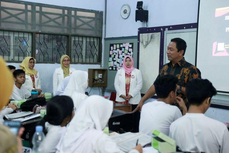 Wali Kota Semarang Pastikan Milenial Dapat Hak Pilih