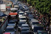 Menanti Pembangunan MRT, Siaga Mesin Mobil Kepanasan karena Macet...