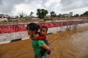 Atasi Banjir, Normalisasi Sungai Ciliwung Tidak Cukup Sekali