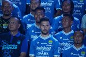 Persib Bandung Perkenalkan Striker Baru, Jonathan Bauman