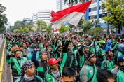 Grab Imbau Pengemudinya Tak Berdemo Selama Asian Games