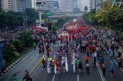 Selama Asian Games, 'Volunteer' Bisa Naik Bus Transjakarta Gratis ke 'Venue'