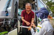 Mulai H-8, Sopir Bus di Terminal Kampung Rambutan Jalani Tes Narkoba dan Kesehatan