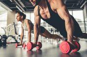 Yang Terjadi Pada Otot Setelah Latihan Angkat Beban
