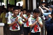 Anak-anak Tim Sepak Bola yang Terjebak di Goa akan Menjadi Biksu