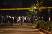Saksi Mata: Ledakan di GBK Kencang Banget, Keluar Asap