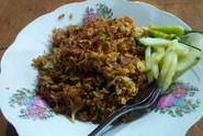 Nasi Goreng Anglo, Kuliner Malam Kediri yang Layak Diburu