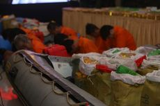 3 Januari, Sidang Perdana Kasus Penyelundupan Sabu 1 Ton Digelar