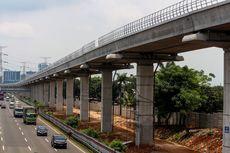 Selesai Dievaluasi, Proyek LRT Palembang dan Jabodebek Dilanjutkan Kembali