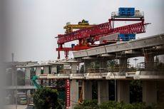Sambut Asian Games, Jakpro Prioritaskan Pembangunan Jalur Utama