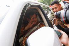 Seusai Bertemu Petinggi PAN, Prabowo Tinggalkan Rumah Kertanegara