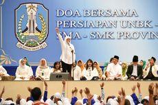 Khofifah dan Emil Dardak Akan Berpuasa Selama Ujian Nasional SMA/SMK Berlangsung
