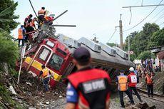 4 Fakta di Balik Anjloknya KRL Jatinegara-Bogor pada Minggu Pagi
