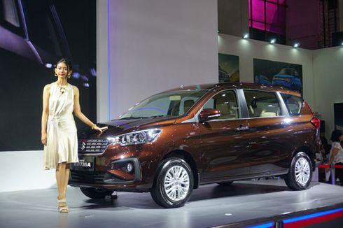 Komentar Pengunjung IIMS pada Suzuki All New Ertiga