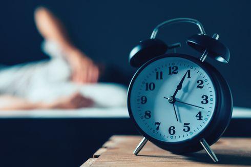 Efek Mengerikan yang Terjadi pada Tubuh Saat Kurang Tidur