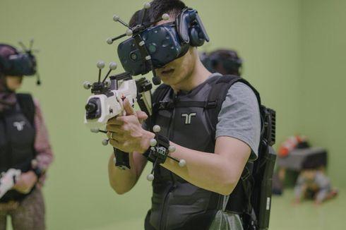 Sandbox VR, Lepas Stres dengan Melawan Zombie...