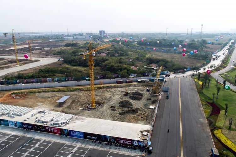 Pembangunan Kota Mandiri di Cikarang Diharapkan Dongkrak Ekonomi Lokal